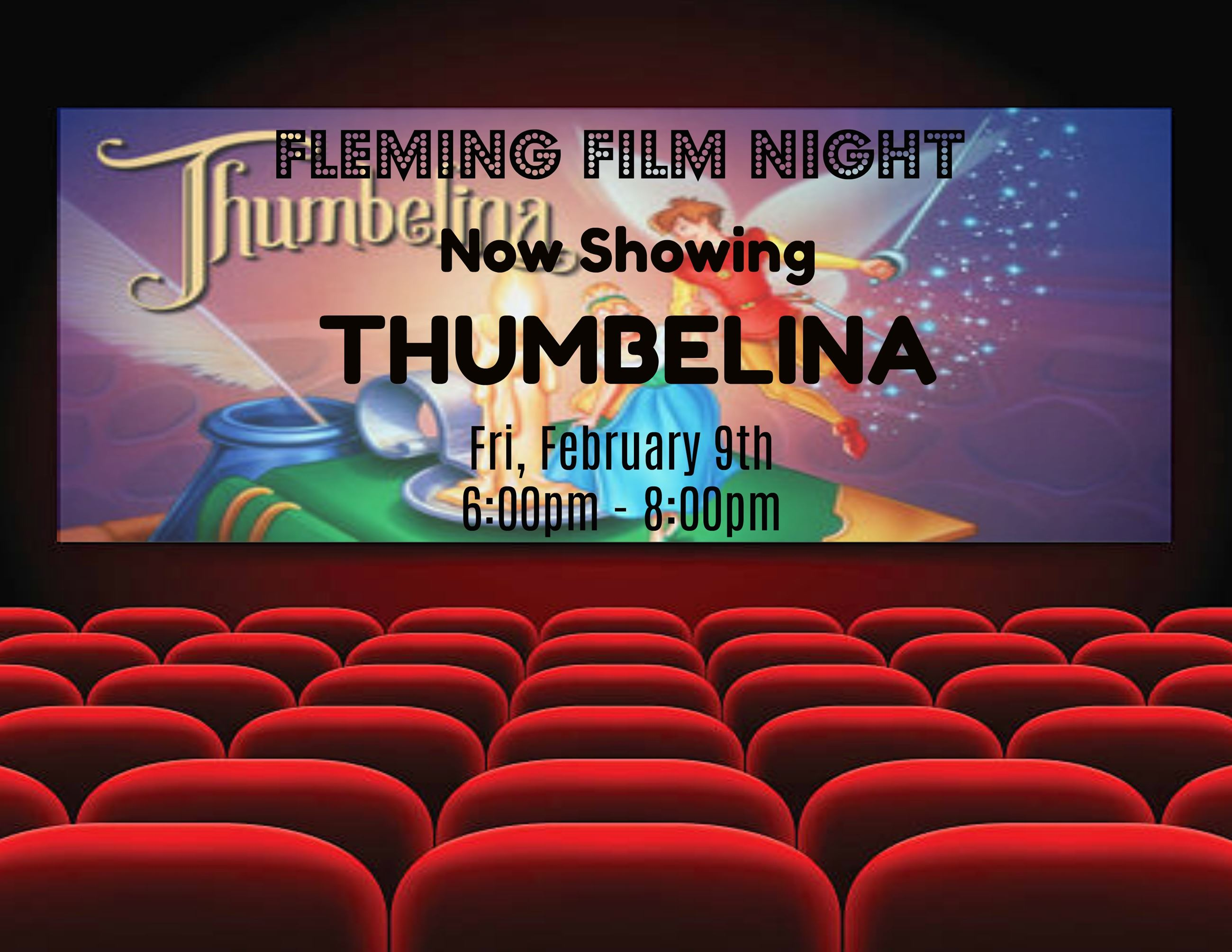 Thumbelina Flyer