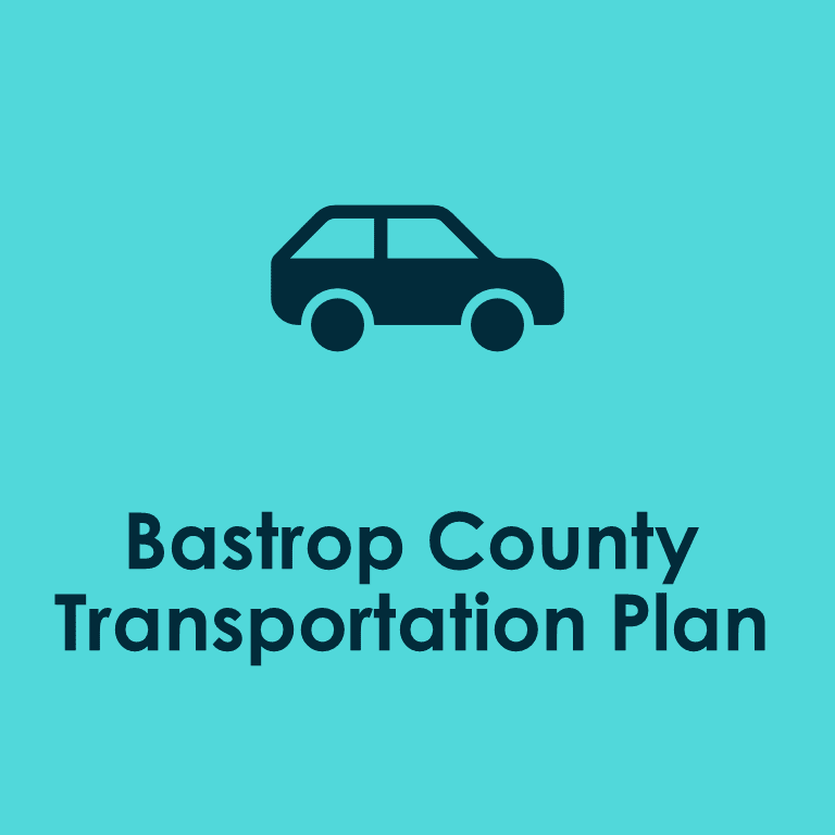 bastrop county transportation plan