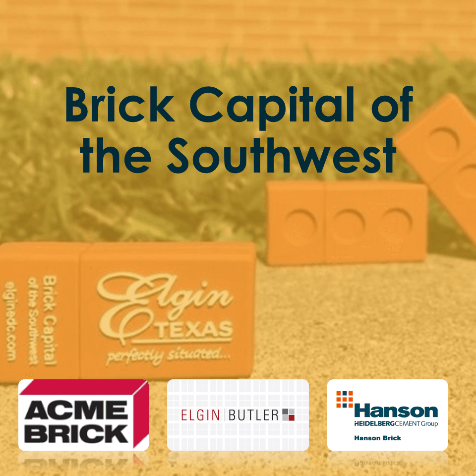 Brick Capital of the Southwest