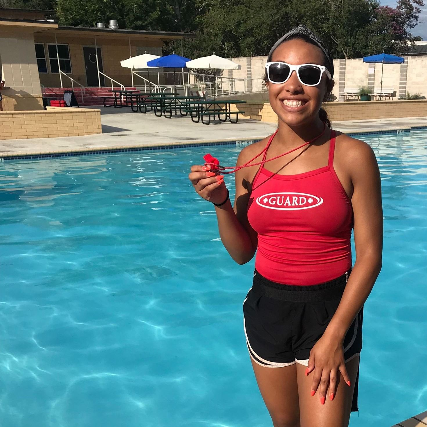 Photo of Dakota Willis - Lifeguard of the Week