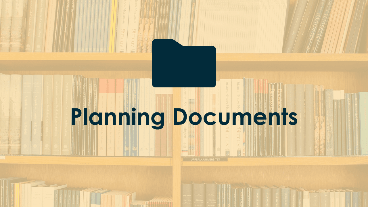 Planning Documents