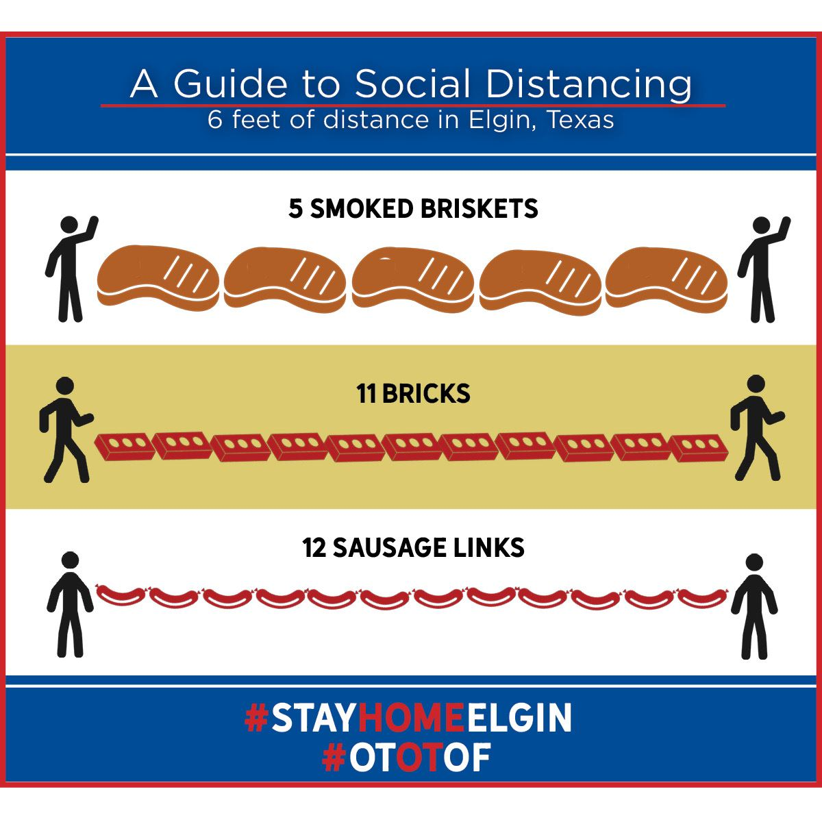 An Elgin Guide to Social Distancing